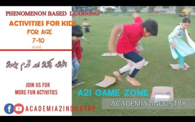 Phenomenon Based Learning | Activities For Kids | Uthao , Pakrao , Qadam Berhao | Academia2Industry